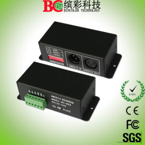 DMX512 Decoder for LED Strip (BC-803)