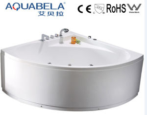 Acrylic Corner Whirlpool&Jacuzzi Bath Tubs (JL802) pictures & photos