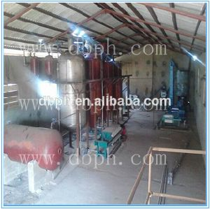 Complete Set of Coconut Oil Refining Equipment pictures & photos