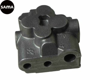 Shell Mold Grey, Ductile Iron Sand Casting for Valve Body pictures & photos