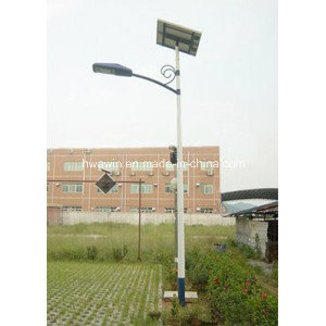 CQC, SGS, CE, RoHS, FCC Certified LED Solar Street Light pictures & photos