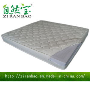Knitted Fabric Offer Low Price Bonnell Spring Mattress (ZRB-899)