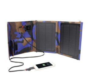 Factory Original Solar Mobile Phone Power Bank Charger 10W 5V/2000mA pictures & photos