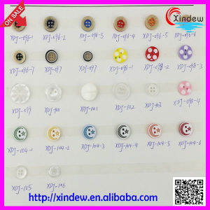 Plastic Buttons pictures & photos