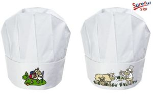 Paper Chef Hat for Children pictures & photos