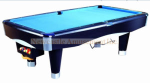 High Quality Billiard Pool Table Game (NC-BT018) pictures & photos