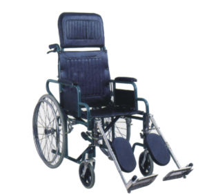 Steel Wheelchair Adjustable pictures & photos