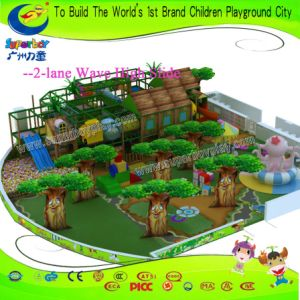 Guangzhou Kids Soft Indoor Playground Amusement Park Equipment pictures & photos