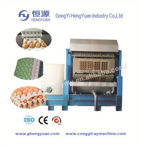 Paper Pulp Molding machine for Making Egg Tray with CE pictures & photos