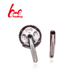 Alloy Electric Bicycle Crank and Chainwheel Bicycle Crankset pictures & photos