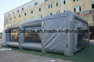 2016 Most Popular Inflatable Paint Booth pictures & photos