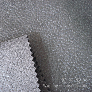 Upholstery Suede Nap Polyester Chammy Leather for Upholstery pictures & photos