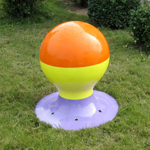 Water Play Equipment Fiberglass Fountain (ZC/FA/Hedgehog) pictures & photos