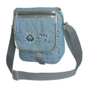 Leisure Polyester Shoulder Bags Washed Shoulder Bags pictures & photos