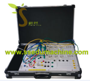 Electrician Experiment Box Didactic Equipment Portable Experiment Equipment pictures & photos