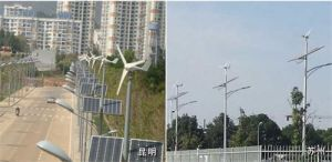 12V/24V Wind Turbine Shanghai Wind Turbine Generator pictures & photos