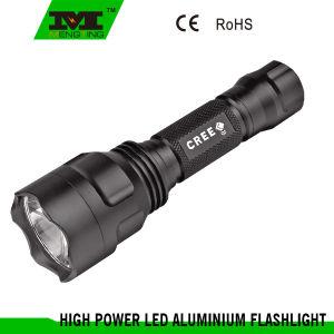 Powerful LED Flashlight 8030 with CREE LED