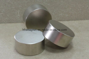 Strong Neodymium Magnet Cylinder D30 pictures & photos