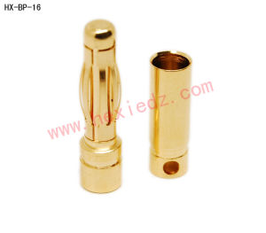 4.0mm Gold Banana Plug Connector