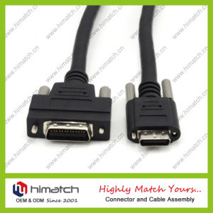 High Flexible SDR Camera Link Cable for Drag Chain pictures & photos