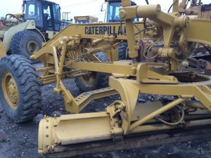 Used Motor Graders Cat 14G /Caterpillar 12g 120g 140g 120h 140h Motor Grader pictures & photos