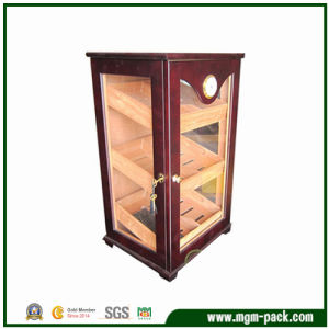 Famous Import China Countertop Display Cigar Cabinet pictures & photos