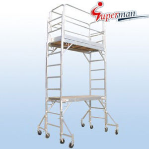 12 Ft. Aluminum Multi-Use Scaffolding Tower (SM-SA04) pictures & photos