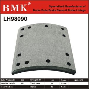 High Quality Brake Linings (LH98090) pictures & photos