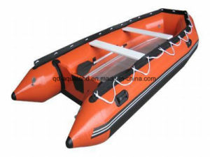 Aquland 10FT 3.2m Inflatable Rubber Boat /Motor Boat (AQL320) pictures & photos