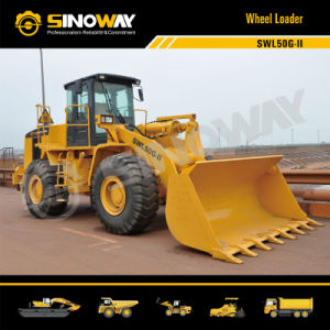 5ton Wheel Loader (SWL50G-II) pictures & photos
