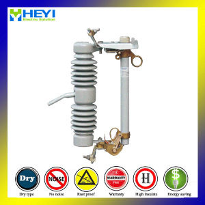 27kv Ceramic Fuse Cutout with Thermal Fuse 100A High Voltage pictures & photos