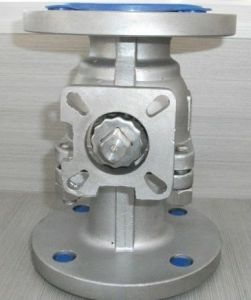 Flanged Ball Valve with High Mount Pad (Q41F-150LB) pictures & photos