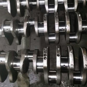 Camshaft Crankshaft for Parts of Automotives and Compressors pictures & photos