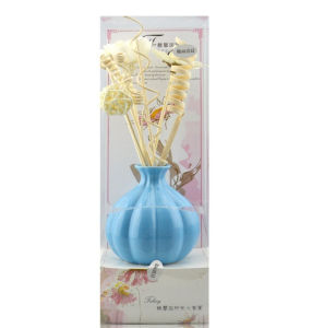 Colorful Reed Diffuser Aroma Diffuser with Fragrance Oil Air Freshener pictures & photos