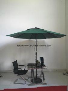 25W Solar Charger for Beach Umbrella