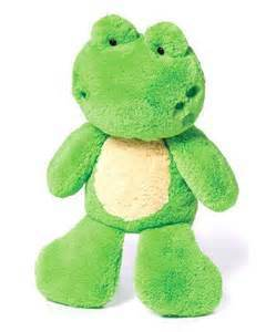 Frog Stuffed Toy, Stuffed Frog Toy