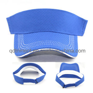Fashion Breathable Polyester Fabric Sport Sun Visor (TRNV096) pictures & photos