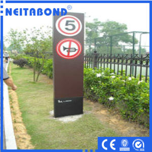 Signage Boards of Aluminum Composite Panel pictures & photos