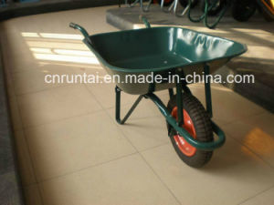 Hot Sell Construction Pneumatic Wheel Wheelbarrow (Wb6200) pictures & photos