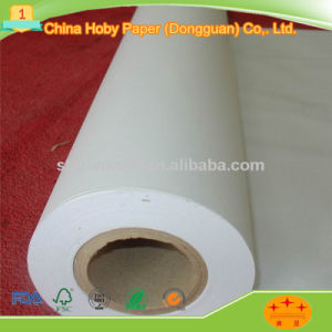 Best Quality and Good Price 60 GSM CAD Plotter Paper in Roll pictures & photos