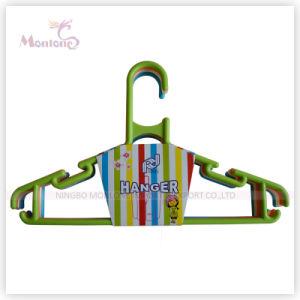37.7*22.5cm Non Slip Plastic Clothes Hanger pictures & photos
