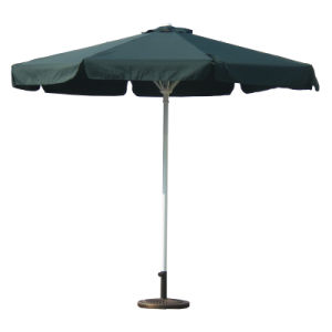 Steel Umbrella with Spring Open System (U1028) pictures & photos