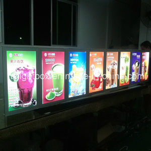 Wall Mounted Poster Board LED Menu Board pictures & photos