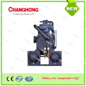 Changhong Water Cooled Screw Water Chiller pictures & photos