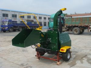 40HP Disel Engine Wood Chipper with Ce pictures & photos