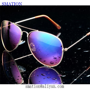 Cheap Unique Mens Mall Wearing Women Male Polorized Glassy Sunglasses pictures & photos