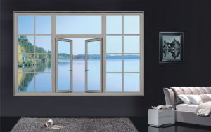 Morden Style Aluminum Window Hot Sell in Europe pictures & photos