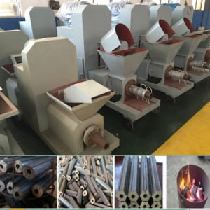 Malaysia Charcoal Briquette/Sawdust Briquette Charcoal Making Machine for Hot Sale