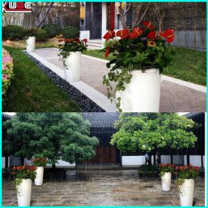 Tapered Square Tango Disco Illuminated Indoor Outdoor Planter pictures & photos