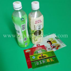 PVC Shrink Sleeve for Bottle Label pictures & photos